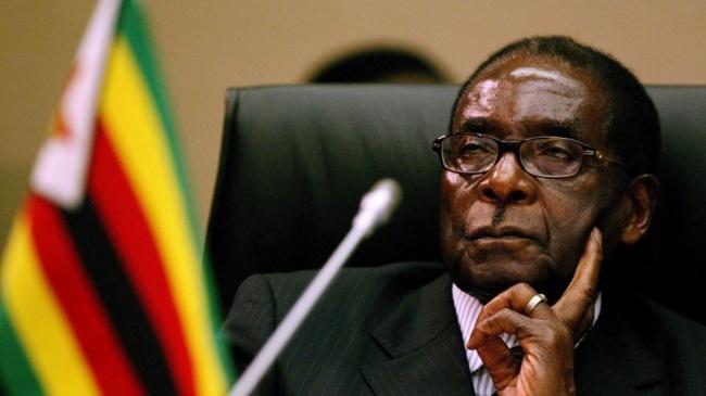 <center><b>Президент Зимбабве отметил день рождения на миллион долларов</center></b>
