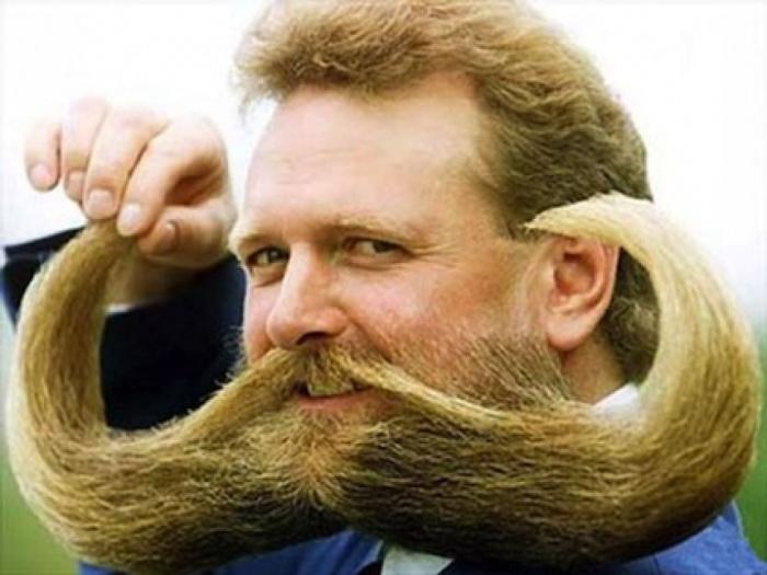 <center><b>Отращивать бороду - полезно! </center></b>