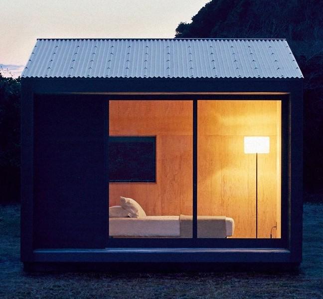Японцы хотят жить в микро-домах