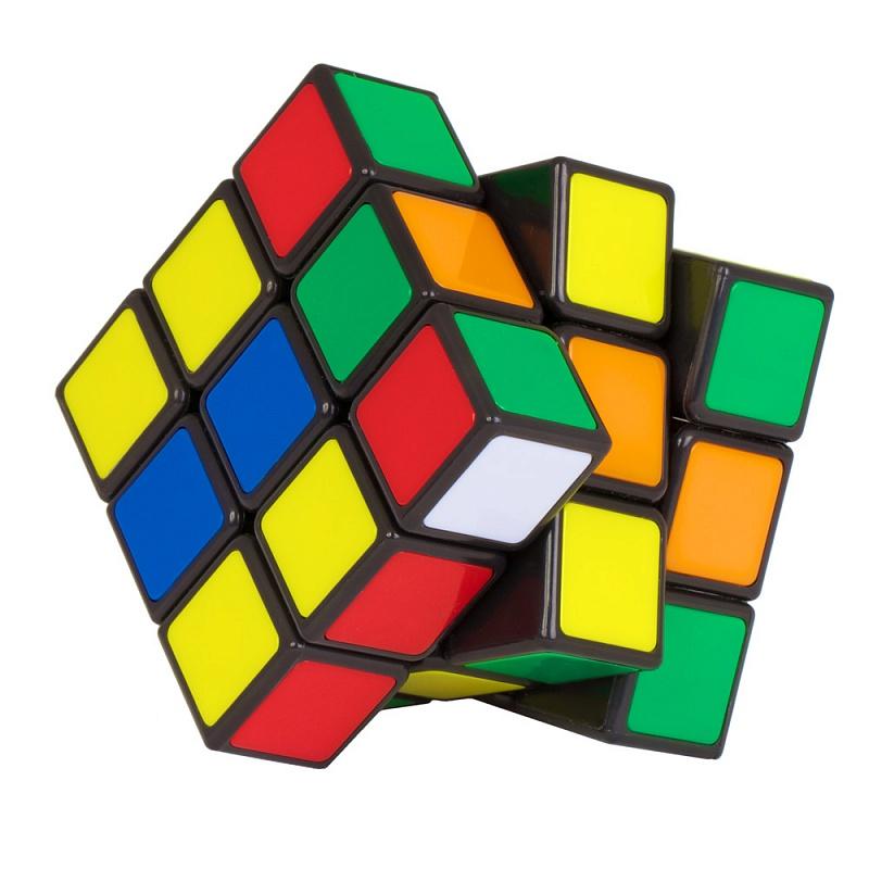 Новый рекорд сборки кубика Рубика (видео)