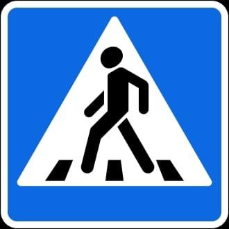 Самый абсурдный пешеходный переход