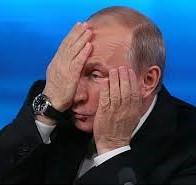 Путин стал летучим медведем (фото)