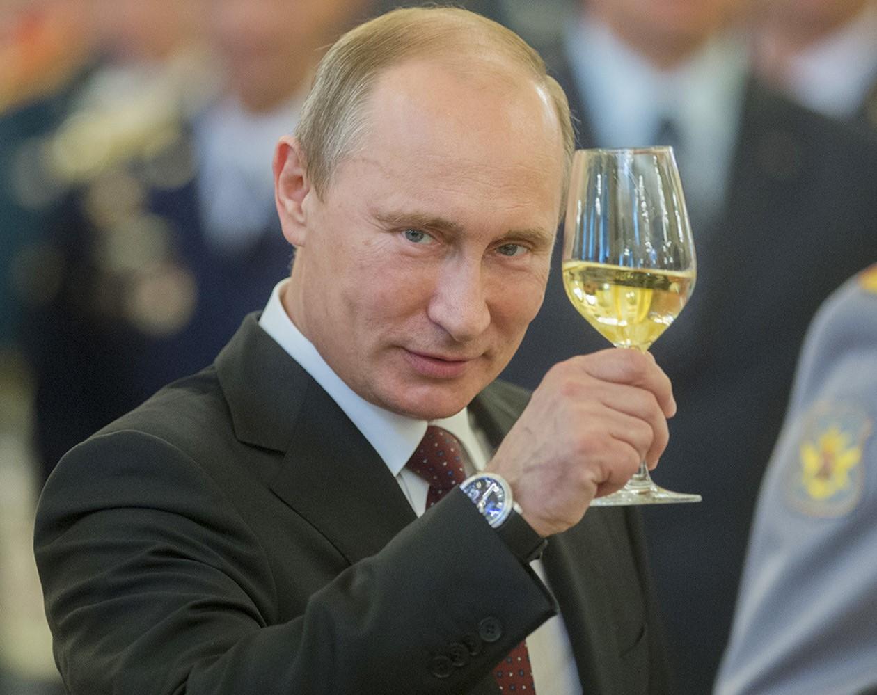 Песня про Путина выиграла Грэмми. Слушаем!