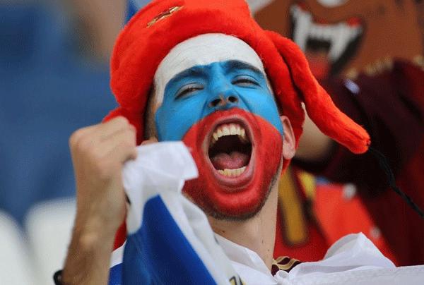 Футбольных фанатов увезут из Москвы