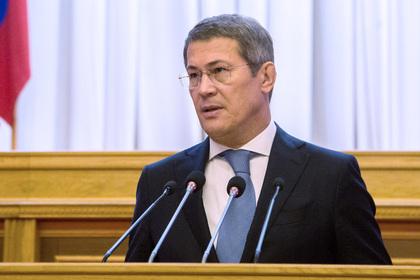 Глава Башкирии хочет слёз мэра Казани