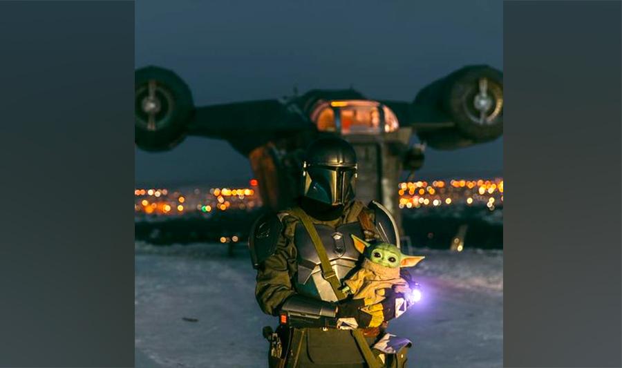 В Якутии построили космический корабль