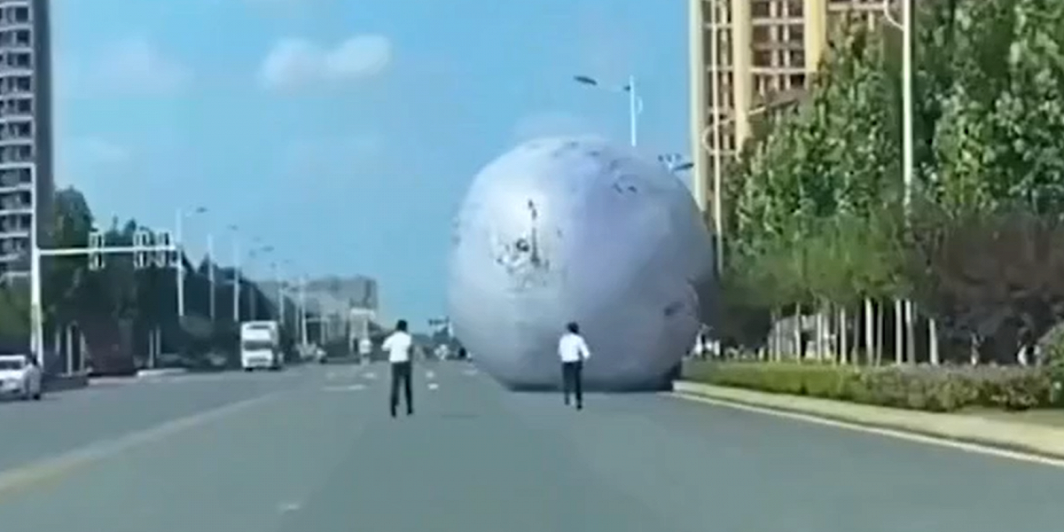 Китайцев переполошила сбежавшая Луна